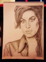 Amy Winehouse by lambo311