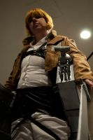 youmacon 2013 attack on titan Armin 2 by superjacqui
