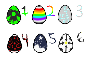 . Tailmouth Egg Adopts CLOSED by Mr-Speckles