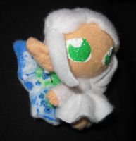 Chibi Fairy Plush: Pearl by HollyRoseBriar