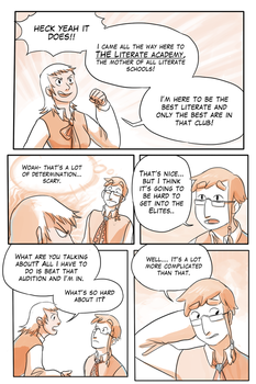 The Literate Ch.2 p7 by TeaDino