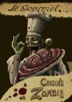 Zombie Chef by Odysseus-UP
