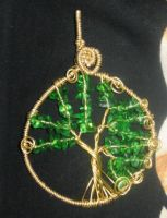 Tree of Life Pendant 2 by WillowForrestall