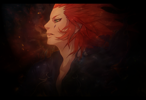 Axel wallpaper by NobleConflagration