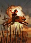 Jon Foster I by theartdepartment