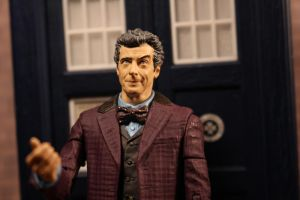 Introducing Peter Capaldi... by GhostLord89