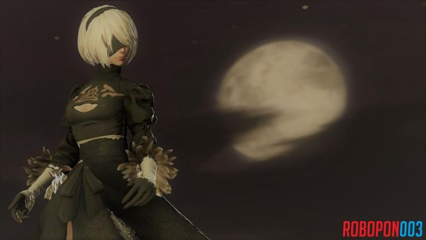 [SFM] 2B or not 2B by Robopon003