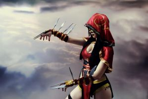 Sadira Killer Instinct by Taorich