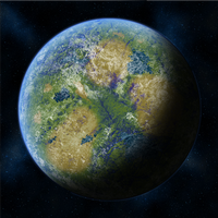 Planet by Patryk567