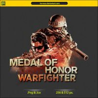 Medal of Honor Warfighter - ICON v2 by IvanCEs