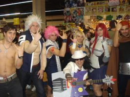 Fairy tail group by claudia1542