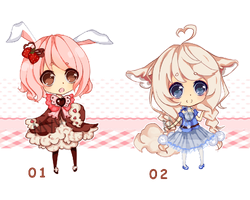 [Closed] Adoptable aution: #1 by Myul