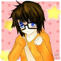 Anime version of myself by Chileaf