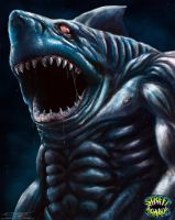 Street Sharks : Ripster by AtomiccircuS