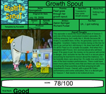 Spongebob Review: Growth Spout by Spongey444