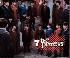 The 7 Potters by MagicWorldxHp