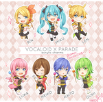 VOCAPARADE! by usarei