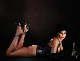 chanelle PinUp by bues
