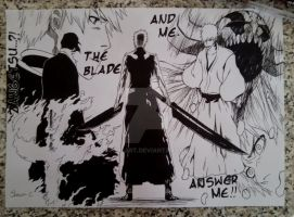 Bleach - The Blade And Me(Not Finished) by NeXusShawn