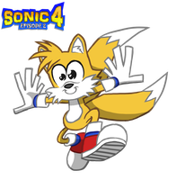 Sonic 4 Episode 2: Tails Origins by ProfessorZolo
