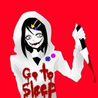 Jeff the Killer by muntan