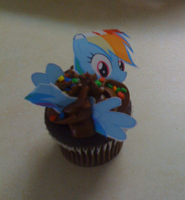 MLP: Cupcakes are Murder by Xynarrr