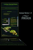 Animal Series1.4-Frogs CSS by SilverPixiGirl