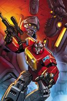 Transformers IDW by JPRart