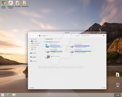 Chrome OS (Preview) for Windows 8.1 by Misaki2009