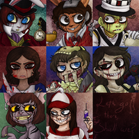 Alice Icons by Corpse-Face