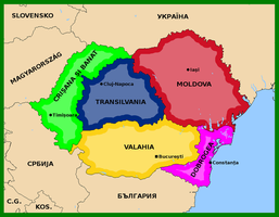 Federal Greater Romania by matritum