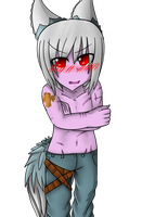Possible VN Sample 2-I'm Not Cold! Kage! (B) by Shadow-Rukario