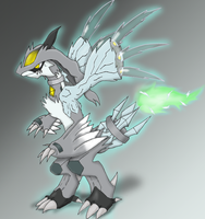 Kyurem Bond Form by Axle-The-HedgeFox