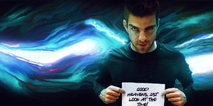 Zachary Quinto by inflames65
