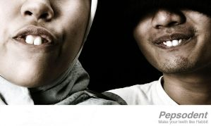PEPSODENT by L2design