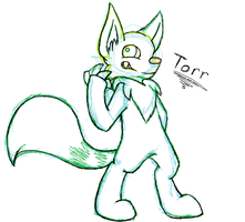 Smile Torr by ItsLonely