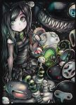 Aria and the little creatures by Parororo