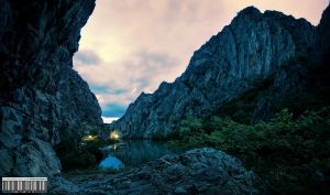 Matka mountains by dejz0r