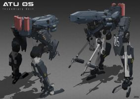 Incendiary Unit_2 by Jiahow