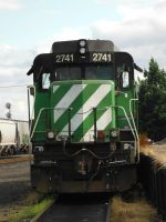 GP30 Face 2741 by TomRedlion