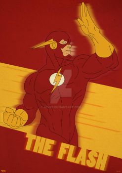 THE FLASH by GTR26