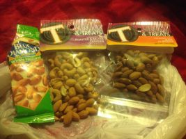 I bought those special right nuts for a squirrel by Magic-Kristina-KW