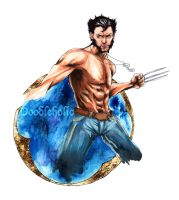 Wolverine by Doodleholic