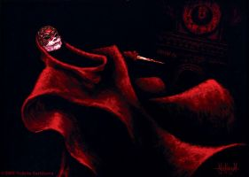 Masque of The Red Death by HAUSofNAHRIN