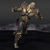 Shao Khan (Unmasked Meshmod)  DL by KoDraCan