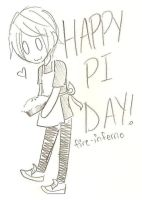 Happy Pi Day by fire-inferno