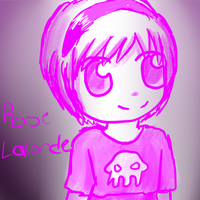 Rose Lalonde by raiinbowHyperdrive
