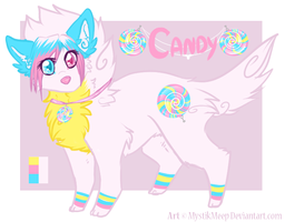 Candy Adopt Tryout by MystikMeep