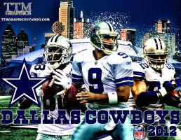 Dallas Cowboys Wallpaper by tmarried