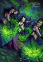 The Dances of Elbari by LiberLibelula